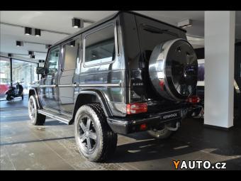 Prodám Mercedes-Benz Třídy G 4,0 400 CDI V8, LED, Navigace I