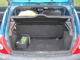 Prodám Renault Clio 1.2i 16V