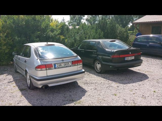 Prodám Saab 9-3 2.0 T