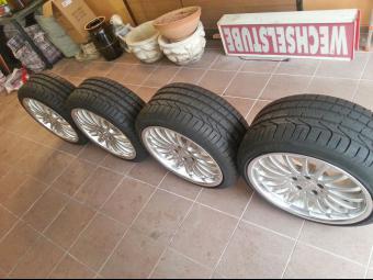 Prodám Mercedes-Benz Třídy C Carlsson CR 1, 16 Alu Kola