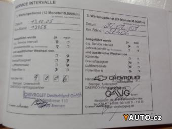 Prodám Daewoo Nubira 1.8i CDX (90kw, TOP STAV)