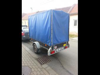 Prodám Přívěs nákladní RS-04B7.5
