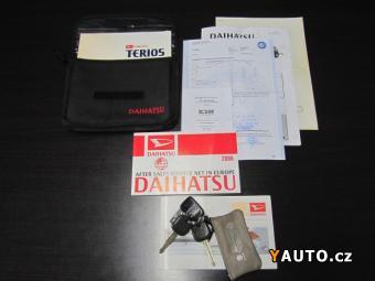 Prodám Daihatsu Terios 1,5i LPG KŮŽE, TOP STAV
