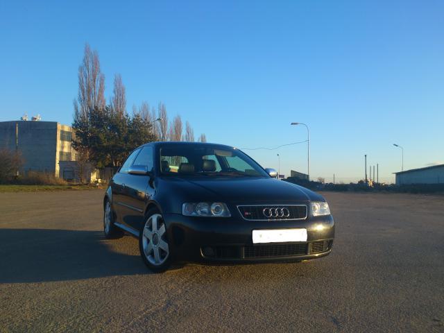 Prodám Audi S3 Motor po GO.... najeto 15000km