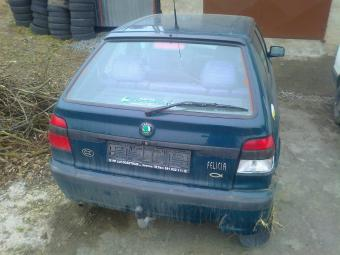 Prodám Škoda Felicia 1, 3