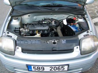 Prodám Renault Clio 1, 2 benzín