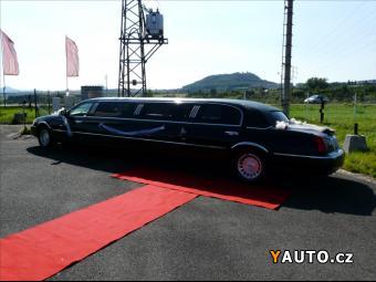 Prodám Lincoln Town Car 4.7 V8