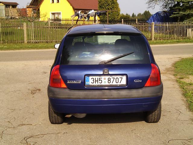 Prodám Renault Clio 1.6 16v