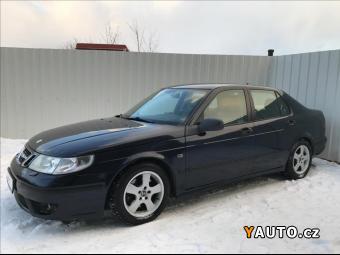 Prodám Saab 9-5 2,3 T 184kW, původ ČR, poctivé