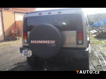Prodám Hummer H2 6. L