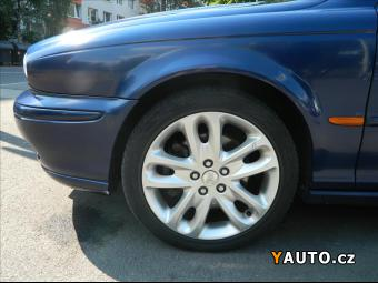 Prodám Jaguar X-Type 2,1 2.0 V6 114 kW SPORT NÁD
