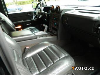 Prodám Hummer H2 6,0 6.0I 232 KW ČR  SERV. K