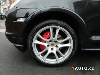 Prodám Porsche Cayenne 4,9 GTS 4.8 V8 298 KW ČR SERVI