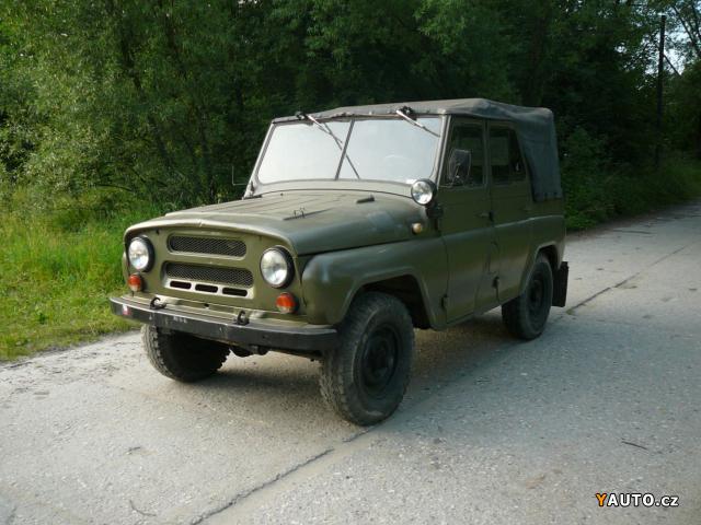 Prodám UAZ 469