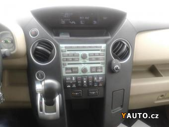 Prodám Honda Pilot 3,5 DVD ENTERTAINMENT 4WD