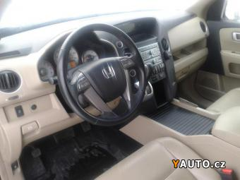 Prodám Honda Pilot 3,5 DVD ENTERTAINMENT 4WD