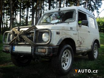 Prodám Suzuki Samurai 1.3