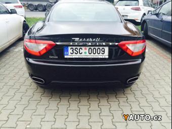 Prodám Maserati Granturismo S