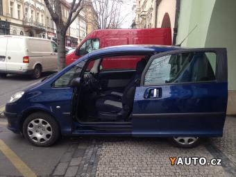 Prodám Peugeot 1007 1, 4