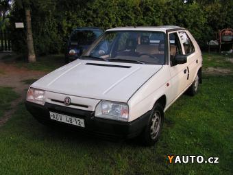 Prodám Škoda Favorit 135 lux