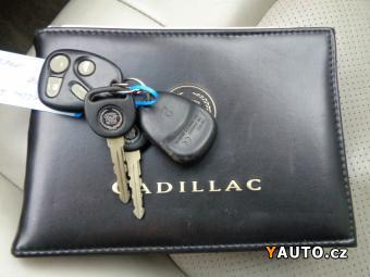 Prodám Cadillac STS 4.6 V8 NORTHSTAR 32 VAL SEVILL