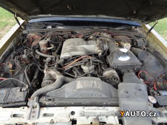 Prodám Lincoln Town Car Southampton 5.0 V8 112KW limuz