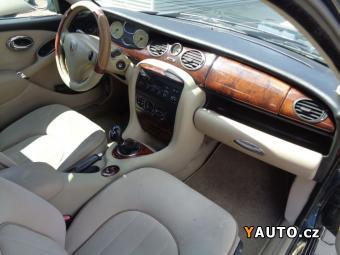Prodám Rover 75 2.0i LPG 110KW Classic