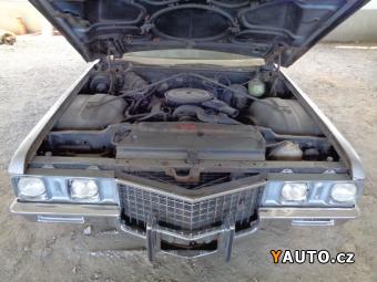 Prodám Cadillac DeVille Sedan 7.7L V8 4 x dveře