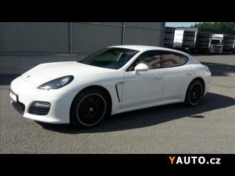 Prodám Porsche Panamera 3,6 V6, 4x4 1. majitel, koup v Č
