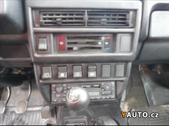 Prodám Lada Niva 1,7 i, 4x4, 1. majitel, taž. zař.