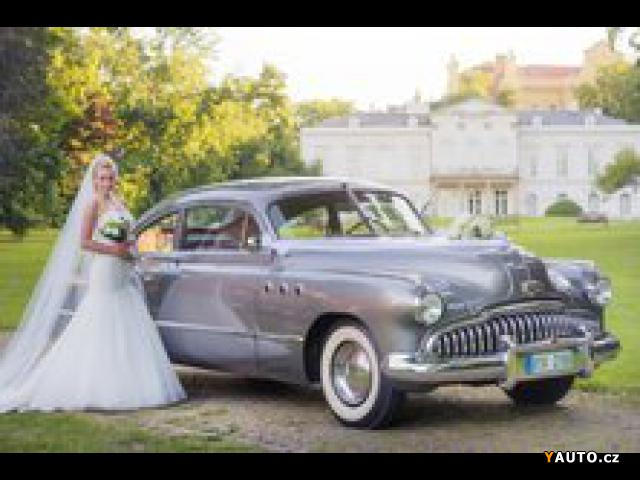 Prodám Buick SUPER EIGHT 56C