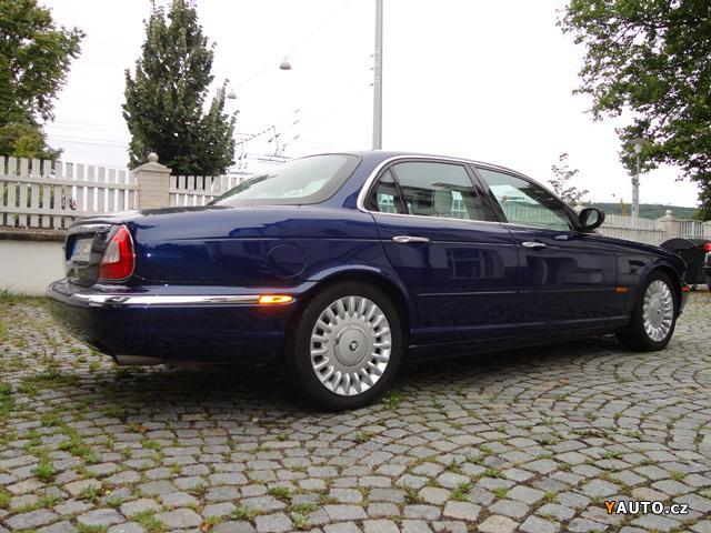Prodám jaguar xj8 super v8 prodej jaguar xj8 osobní auta