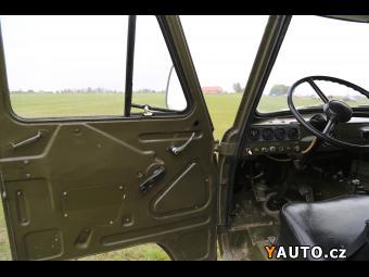 Prodám UAZ 452 Bouře II