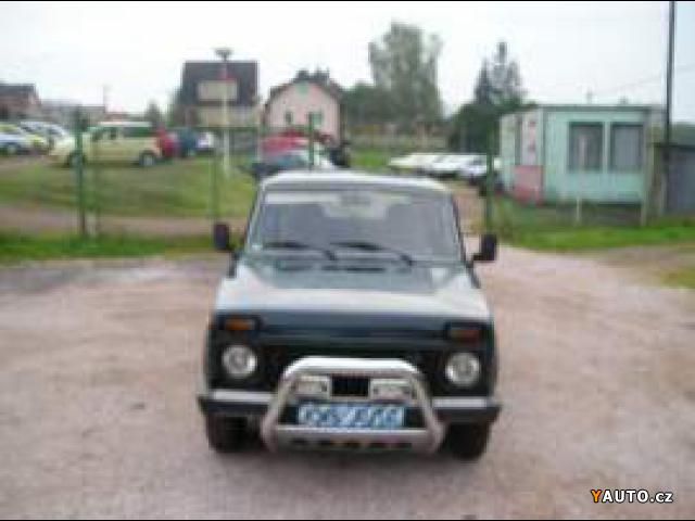 Prodám Lada Niva 1.7