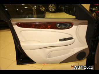 Prodám Jaguar XJ 2,7 TOP STAV Kůže Navi Serv. kn