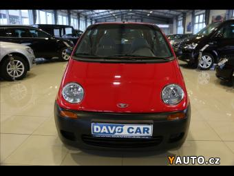 Prodám Daewoo Matiz 0,8 i 2. Majitel ČR