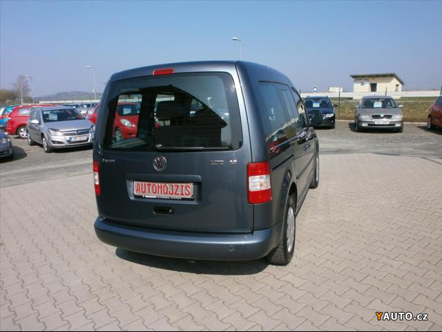 prod m volkswagen caddy 1 6 lpg p kn prodej volkswagen caddy osobn auta. Black Bedroom Furniture Sets. Home Design Ideas