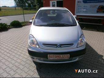 Prodám Citroën Xsara Picasso 1,8 16V NOVÉ v ČR KLIMA NOVÉ P