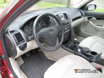 Prodám Cadillac BLS 2.0i, ČR, xenony, manuál