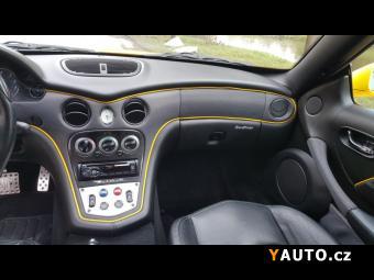 Prodám Maserati Coupe GrandSport 4.2, Carbon Edition
