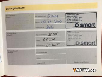 Prodám Smart Fortwo 0.8 CDi