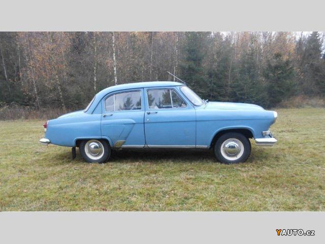 Prodám GAZ Volha M21