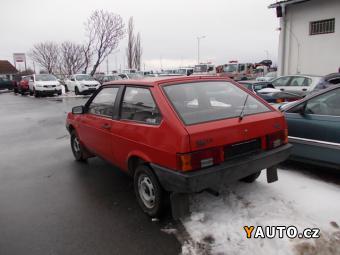 Prodám Lada Samara 1300, typ 2108