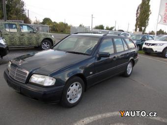 Prodám Mercedes-Benz Třídy C 180 T Classic