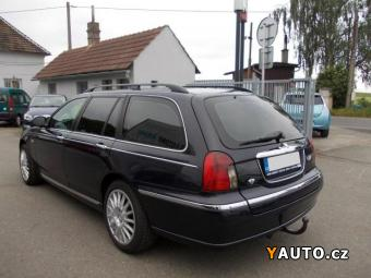 Prodám Rover 75 Tourer 2.0 CDTI