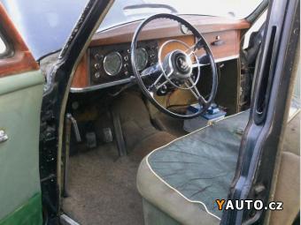 Prodám Rover P4 Saloon