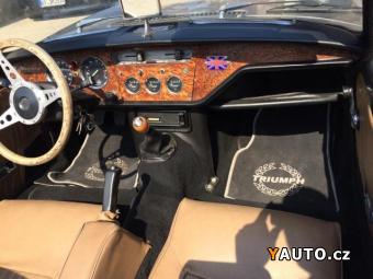 Prodám Triumph Spitfire 1500