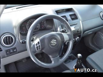 Prodám Suzuki SX4 1,6 i Klimatizace, 4 x 4