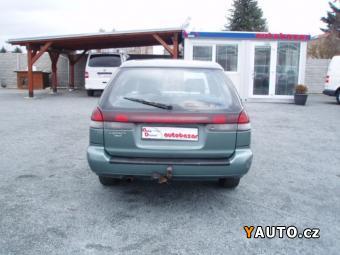 Prodám Subaru Legacy 2.0i 85KW