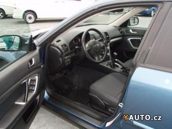 Prodám Subaru Outback 2.5i 121KW LPG Tažné Klima Tem